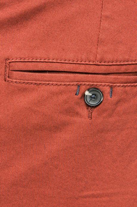 Man's Spodnie Urban Utility pomarańczowe