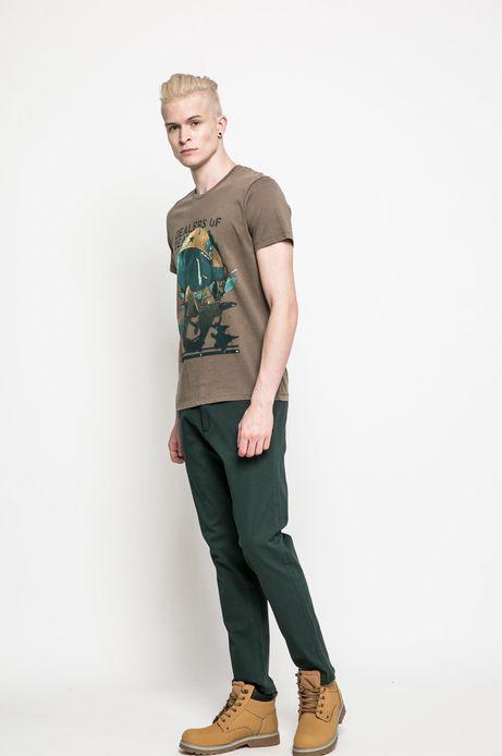 Spodnie Urban Utility zielone