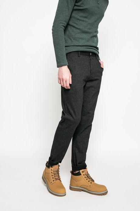 Man's Spodnie Urban Utility szare