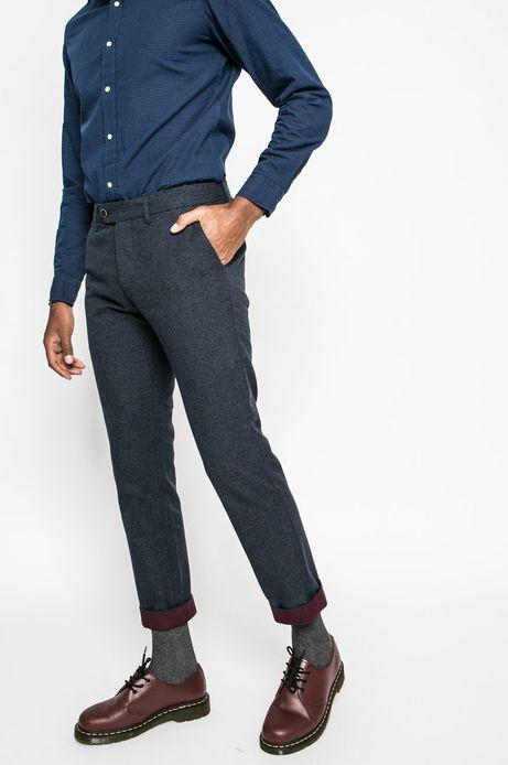 Man's Spodnie North Storm niebieskie