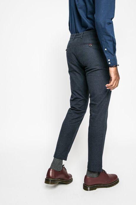 Spodnie North Storm niebieskie