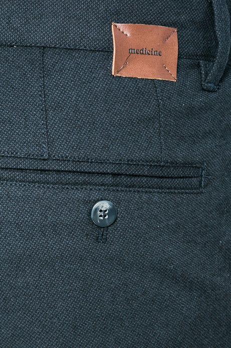Spodnie męskie Nocturnal granatowe