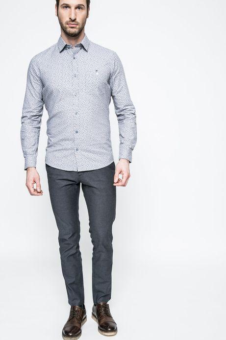 Spodnie męskie Nocturnal szare