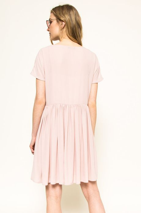 Sukienka Fairground różowa