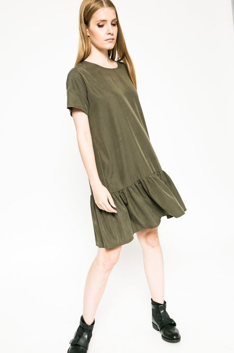 Sukienka Future Past zielona