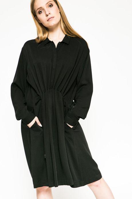 Sukienka Future Past czarna