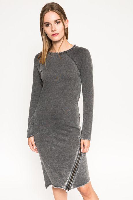 Sukienka Grey Earth szara