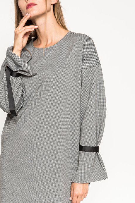 Sukienka Grey Earth czarna