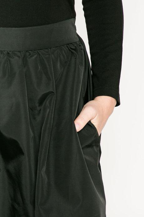 Sukienka Back to Nature czarna