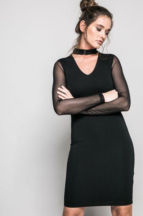 Sukienka Danse Macabre czarna