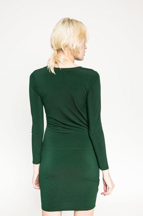 Sukienka damska Rebel Forest zielona