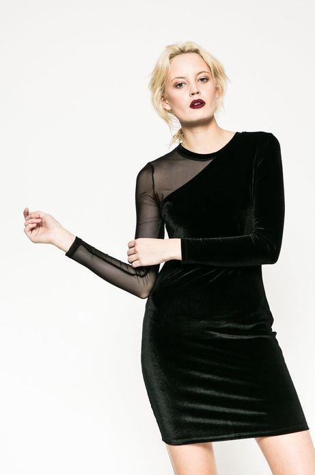 Sukienka damska Rebel Forest czarna