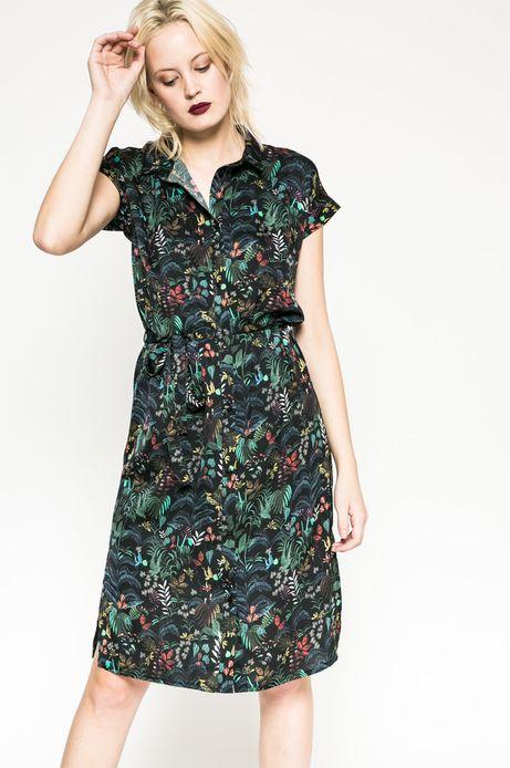 Sukienka damska Rebel Forest multicolor