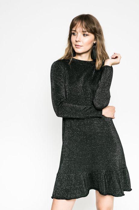 Woman's Sukienka damska Stargazer czarna
