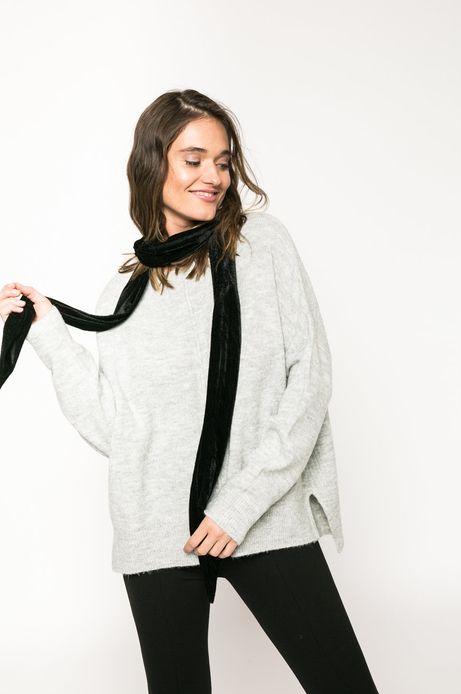 Woman's Sweter damski Back to Nature żółty