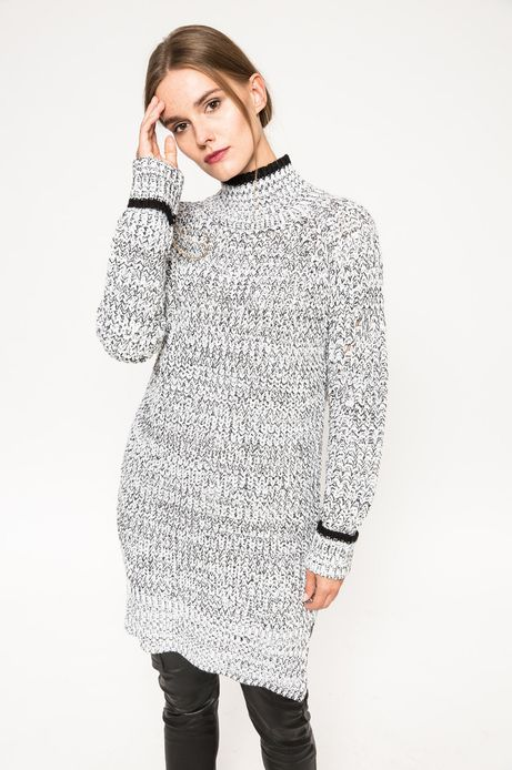 Sweter Grey Earth szary