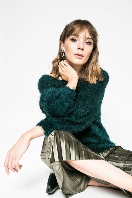 Woman's Sweter damski Stargazer zielony