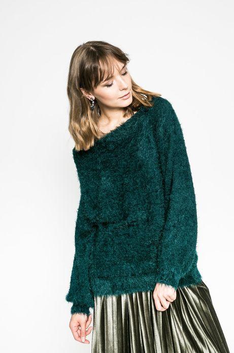 Sweter damski Stargazer zielony