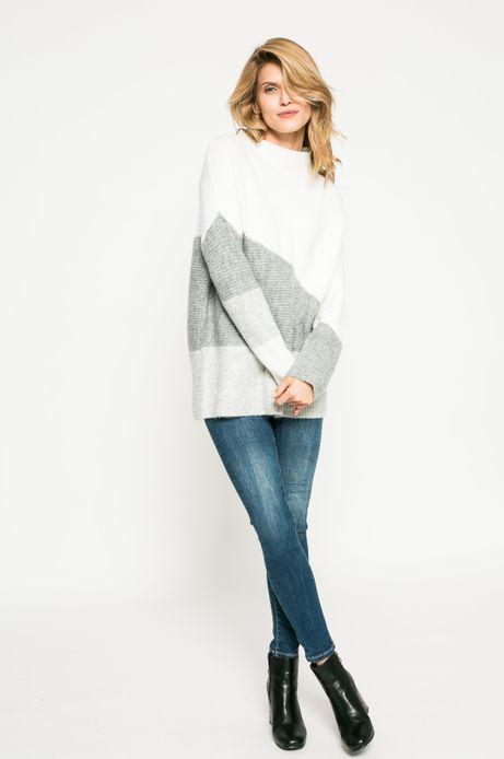 Sweter damski Stargazer biały