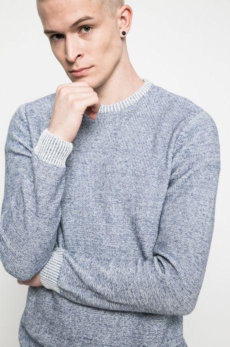 Sweter Urban Utility niebieski