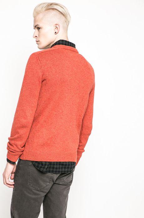 Sweter Academic Scout pomarańczowy