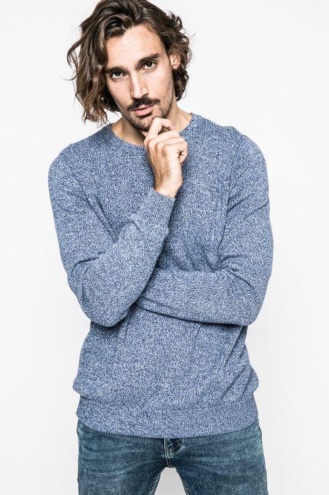 Sweter męski Nocturnal niebieski