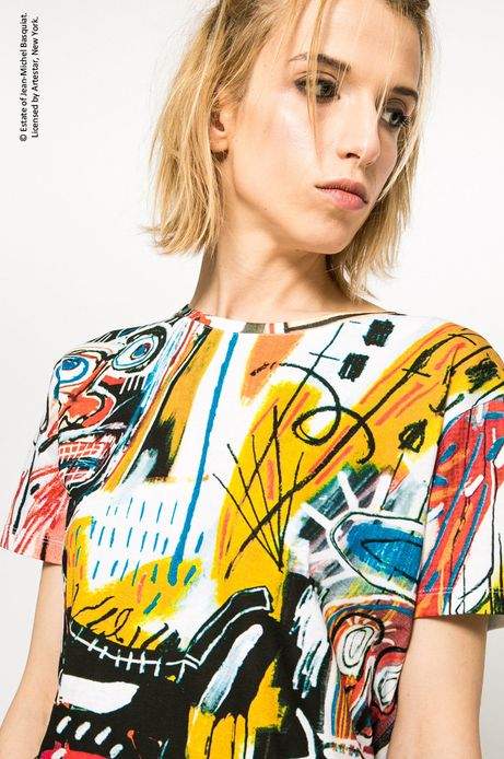 Top by Basquiat
