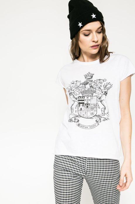 Top Hogwarts biały