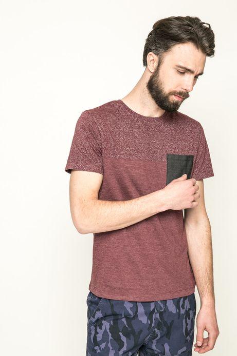 T-shirt Mr. Robot różowy