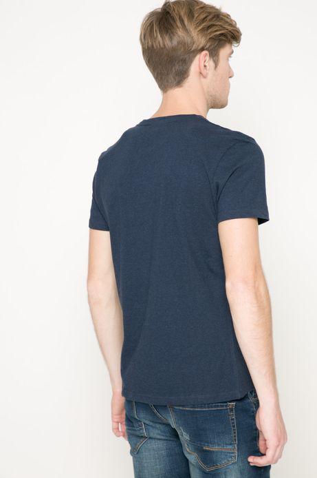 Man's T-shirt by Patryk Hardziej granatowy