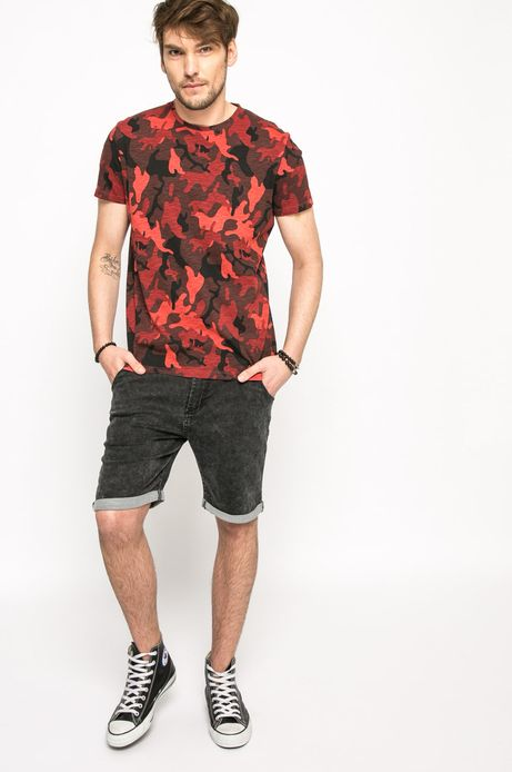 T-shirt/polo 3_Let's Rebel różowy