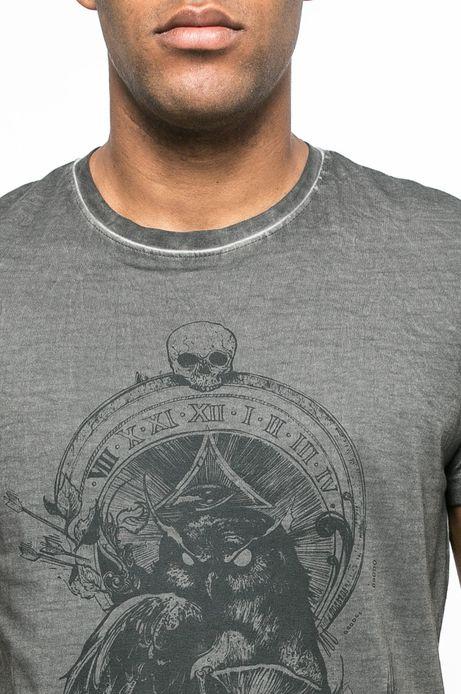T-shirt Shades Of Darkness zielony