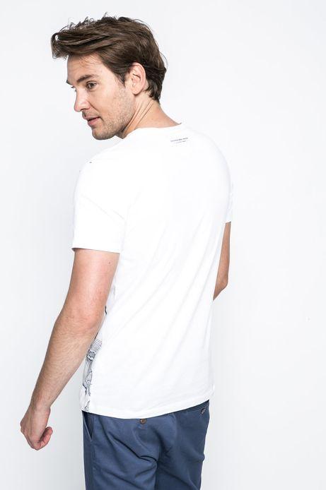T-shirt Urban Utility biały