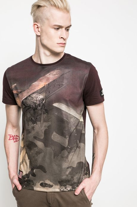 T-shirt Air Force multicolor