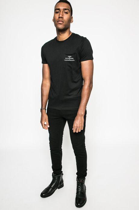T-shirt Nocturnal Creatures czarny