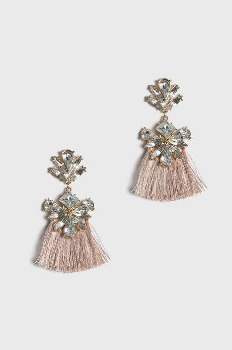 Biżuteria damska Shimmering Fantasy transparentny