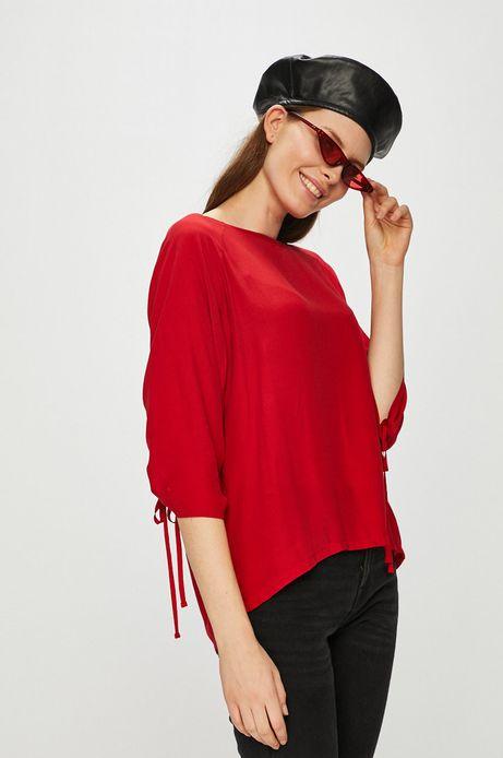 Bluzka damska Essential czerwona