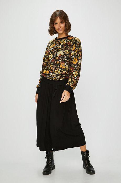 Bluza damska w kwiaty