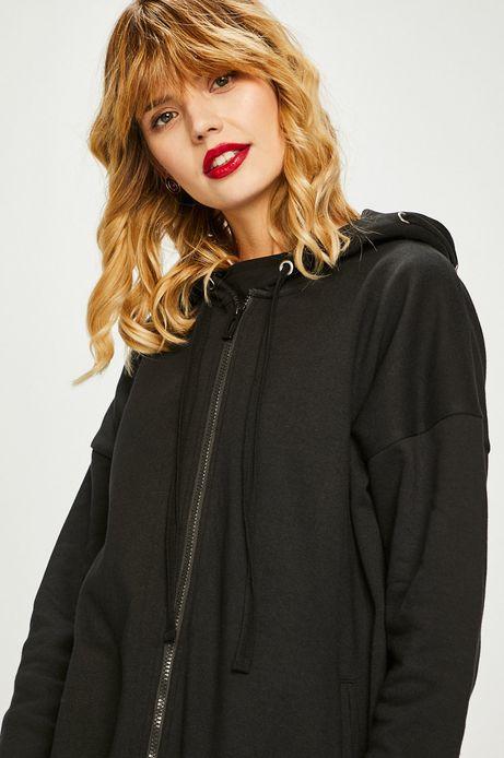 Bluza damska czarna