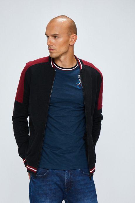 Bluza męska rozpinana multicolor