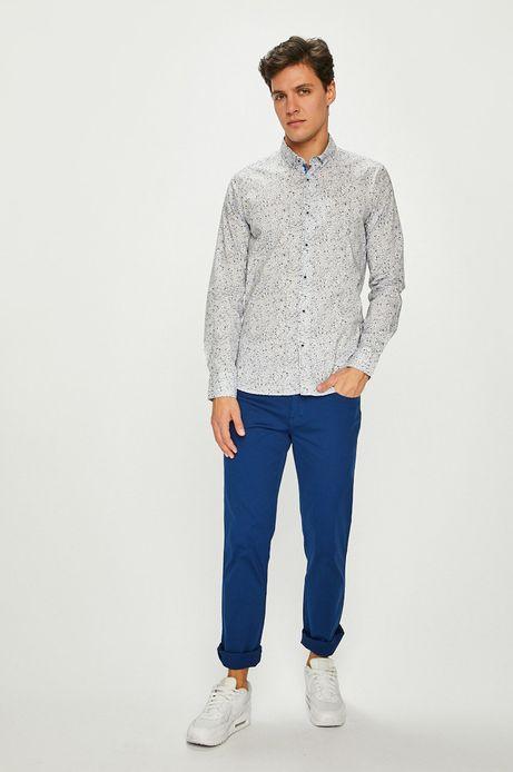 Koszula męska  slim fit biała