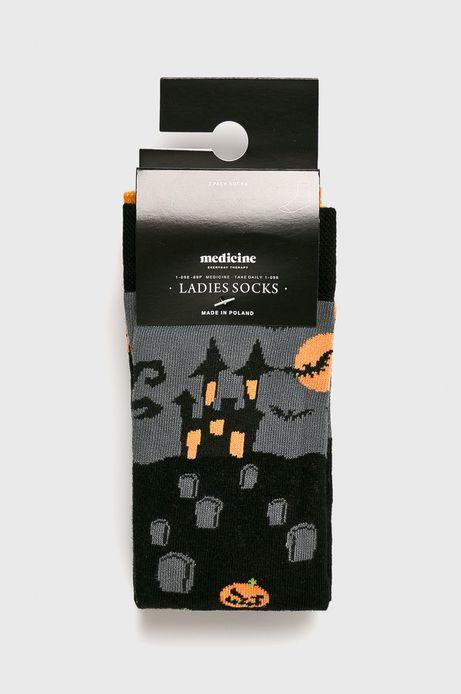 Skarpetki damskie Halloween (2-Pack)
