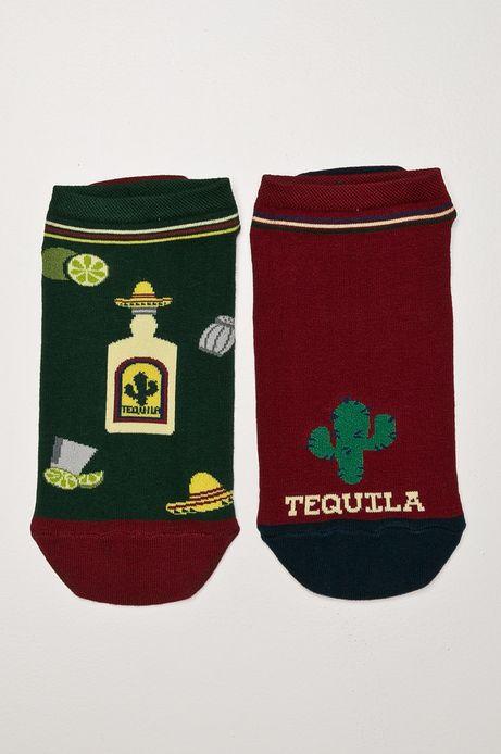 Skarpety męskie tequila (2-pack)