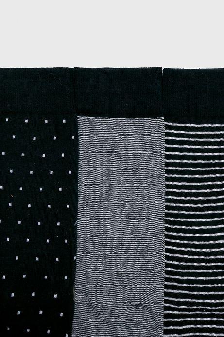 Skarpety męskie we wzory (3-Pack)