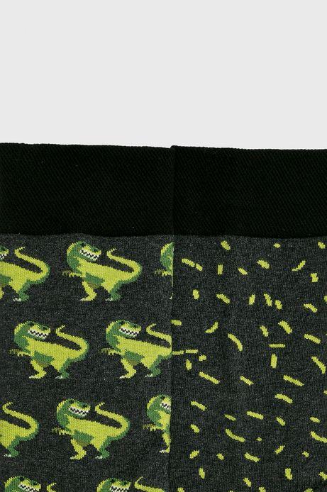 Skarpety męskie w dinozaury (2-pack)