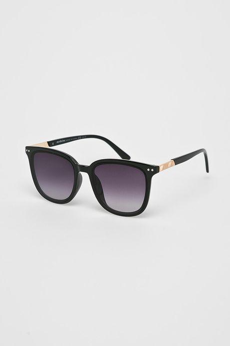 Woman's Okulary damskie Rustic Indigo czarne