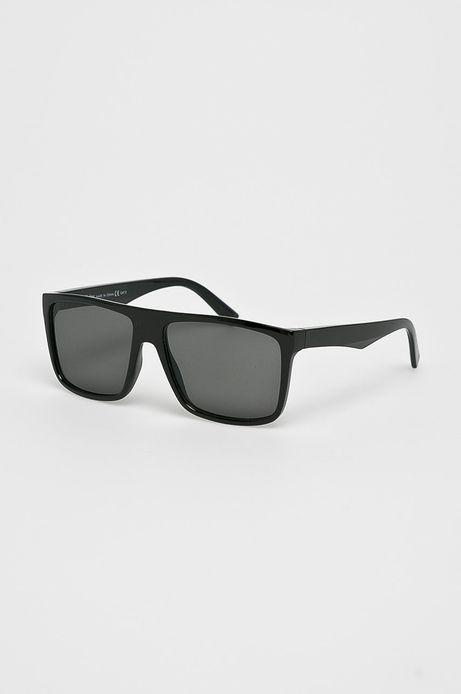 Man's Okulary męskie Monumental czarne