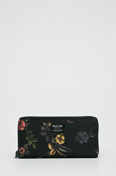 Woman's Portfel damski Secret Garden czarny