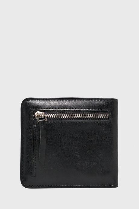 Zestaw prezentowy pasek i portfel męski czarny