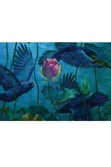 Plakat by Natalia Rak, Street Art 70,7x50 cm